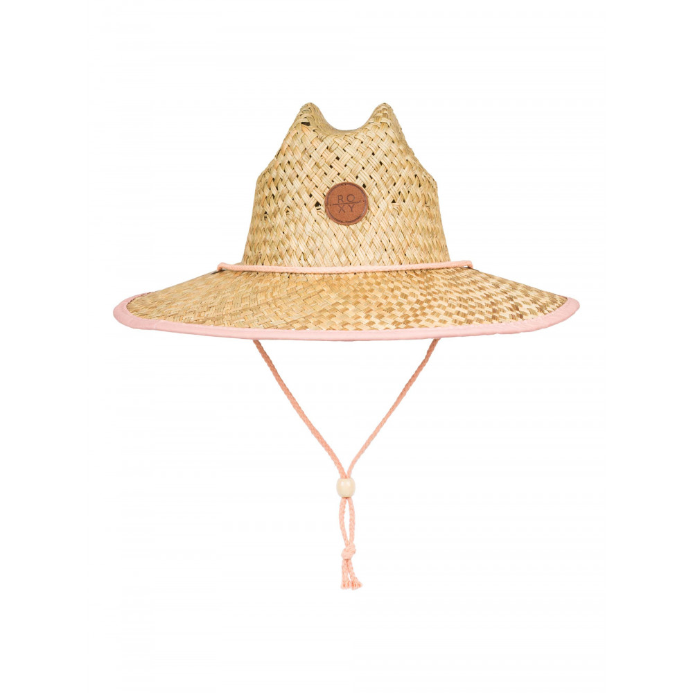 Womens Pina To My Colada Straw Sun Hat