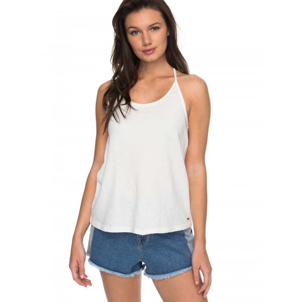 Womens Nothing Changes Strappy Tank Top