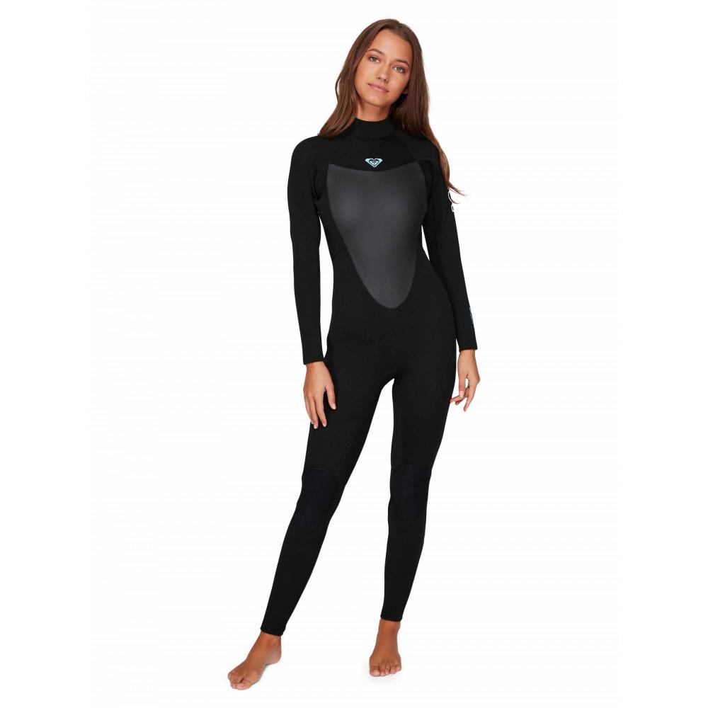 Womens 4/3mm Prologue Back Zip Steamer Wetsuit