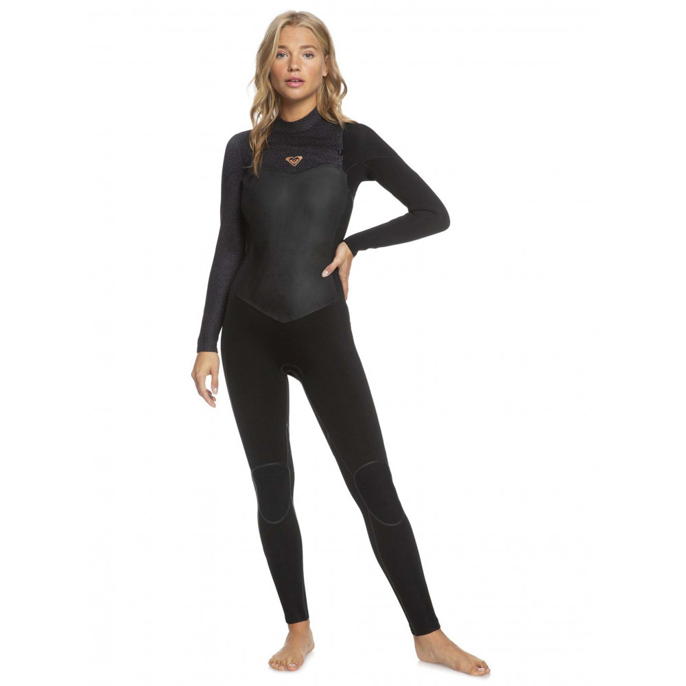 Womens 4/3mm Performance Chest Zip Wetsuit