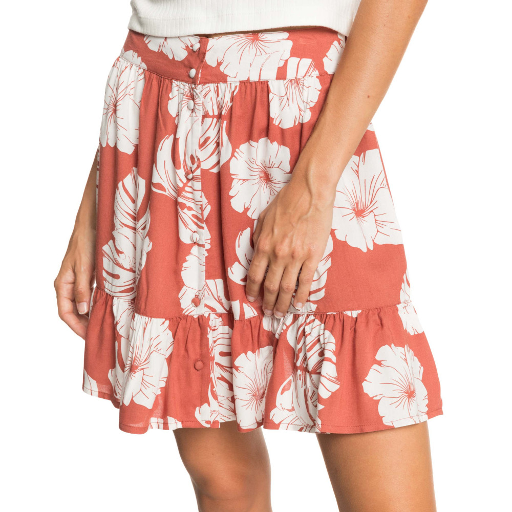 Womens Higher Love Mini Skirt