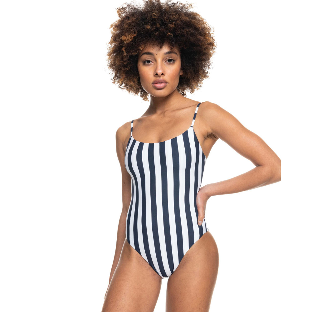 Womens Parallel Paradiso Reversible One Piece Swimsuit