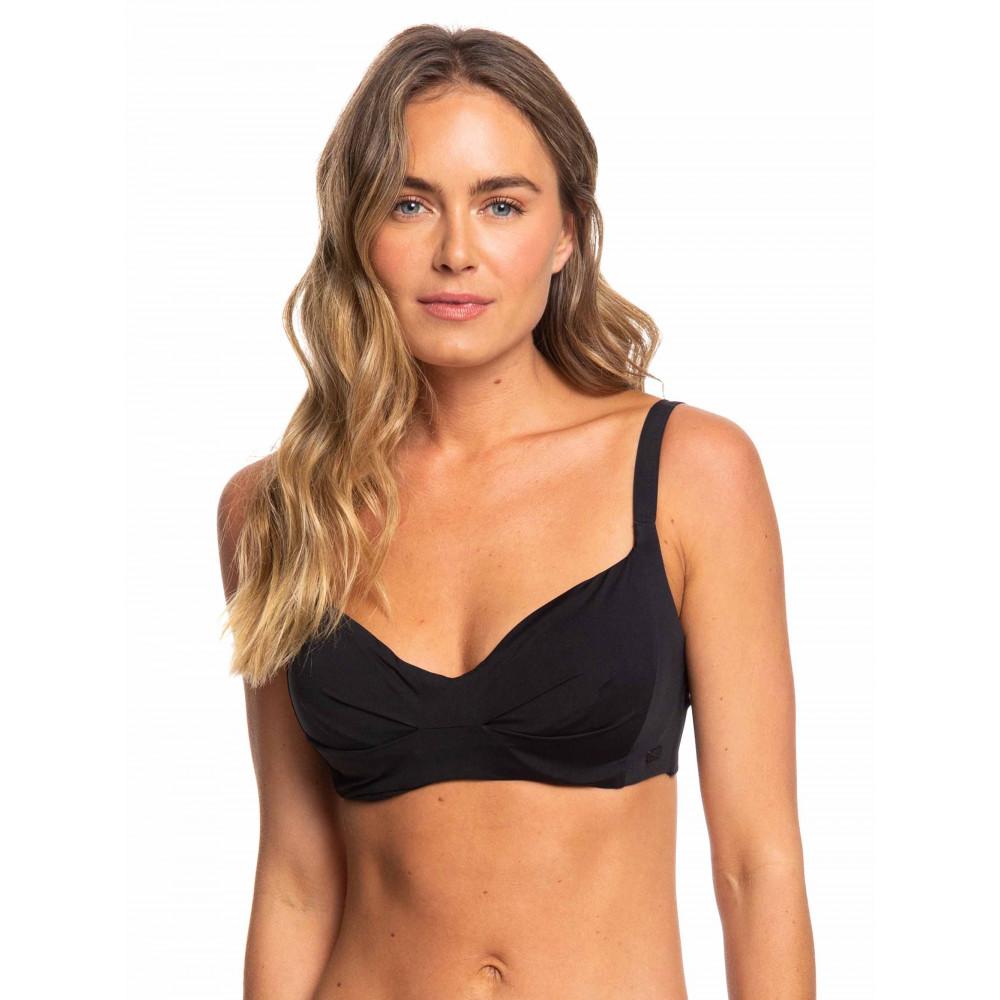 Womens Beach Classics D Cup Underwired Separate Bikini Top