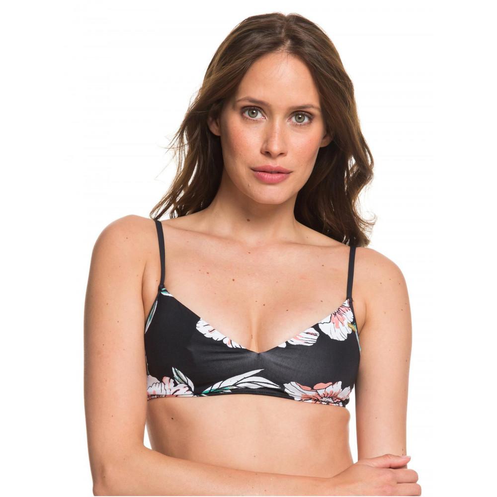 Womens Surfin Love Athletic Bralette Separate Bikini Top