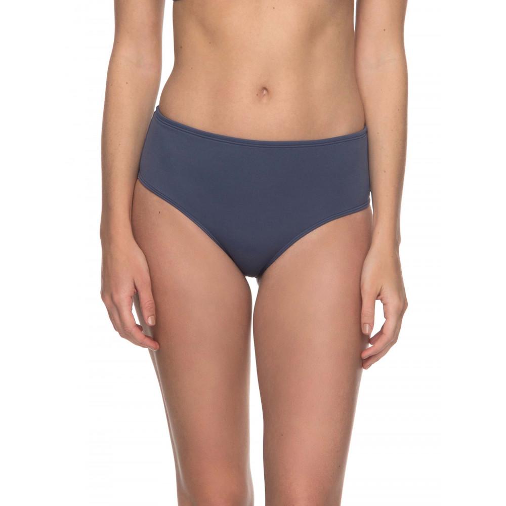 Womens Roxy Essentials Mid Waist Separate Bikini Pant