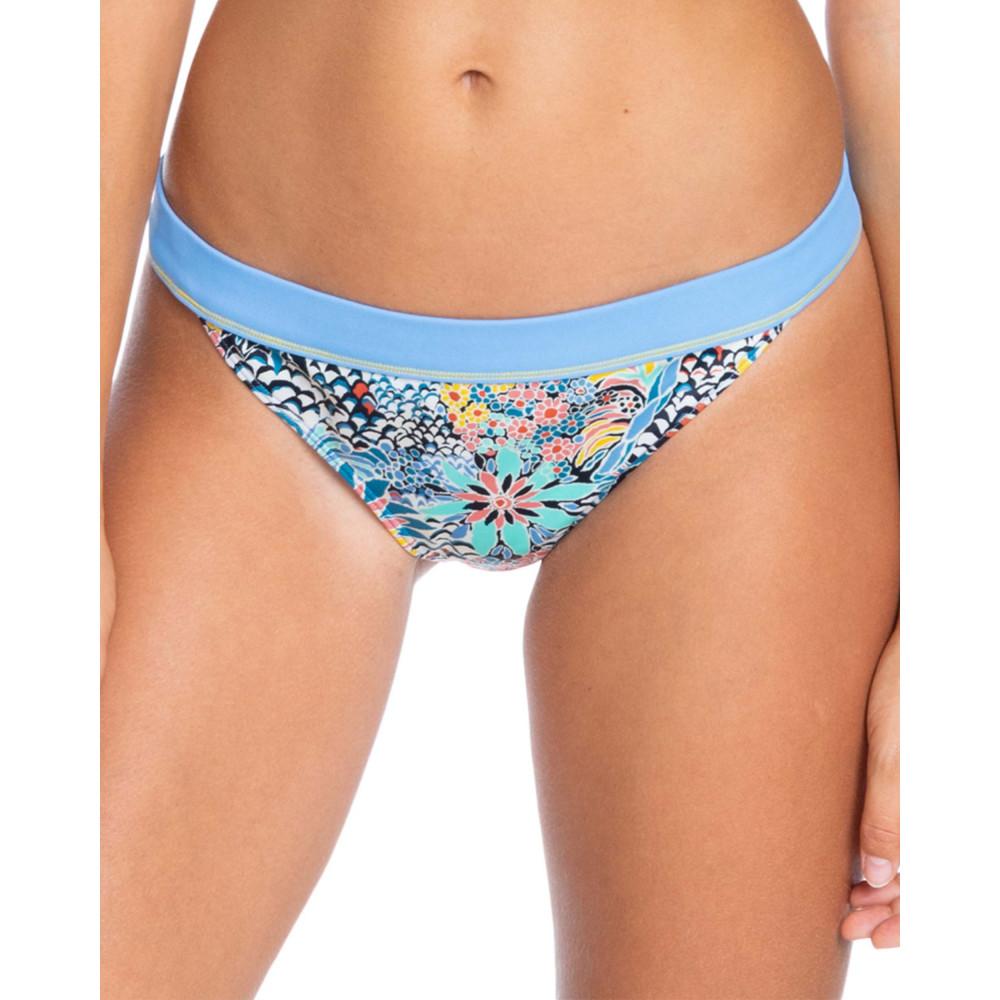 Womens Marine Bloom Separate Regular Bikini Pant
