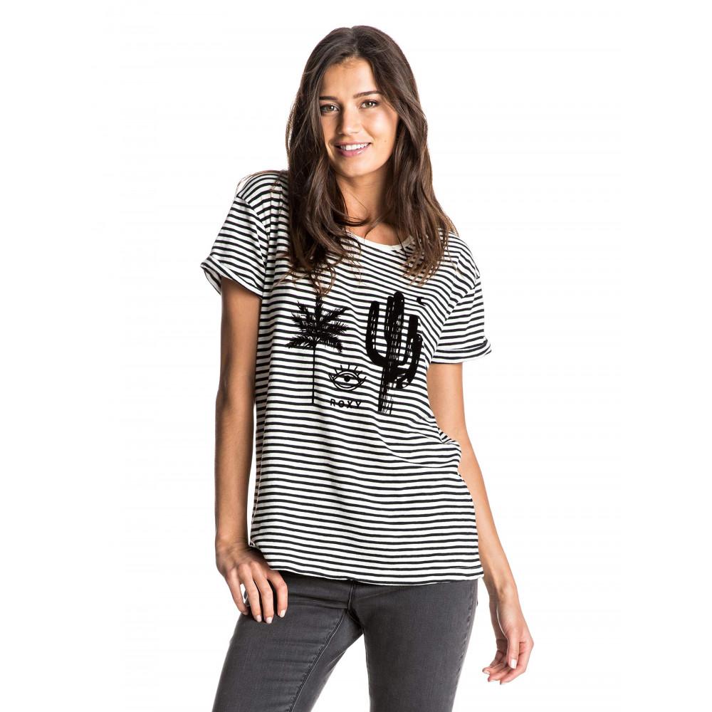 Womens El Beisbol Striped T Shirt