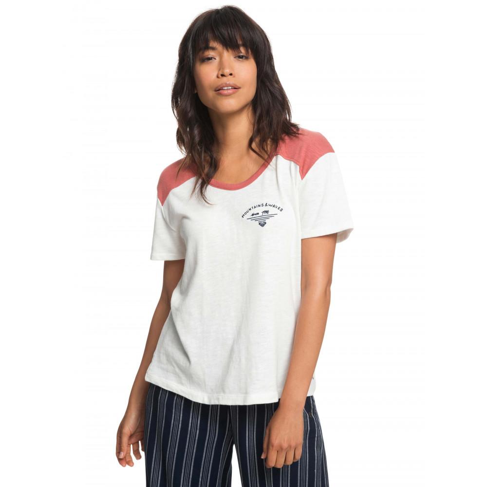 Womens My Favorite Thing B Colour Block T Shirt