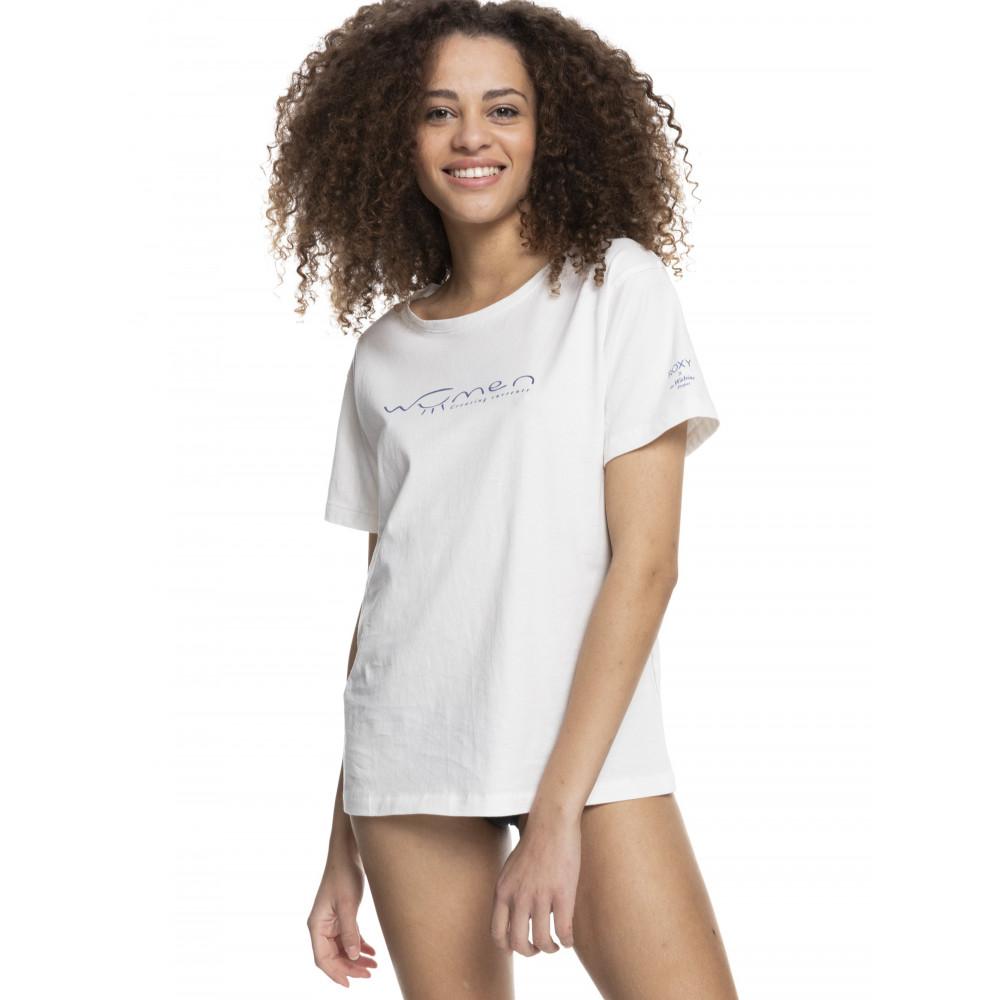 Womens International Womens Day Walk In The Night T-Shirt