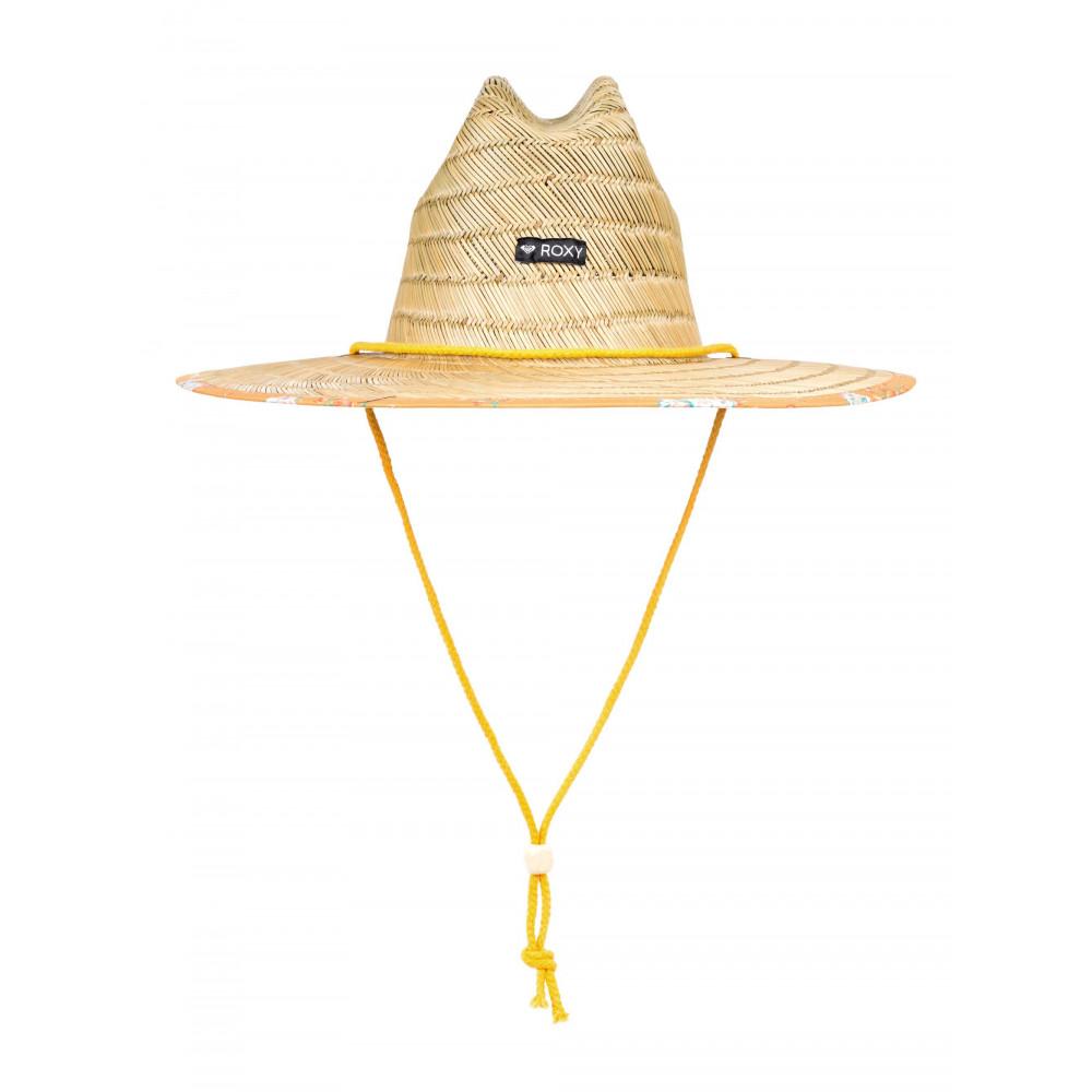 Girls 2-7 Tomboy Straw Sun Hat