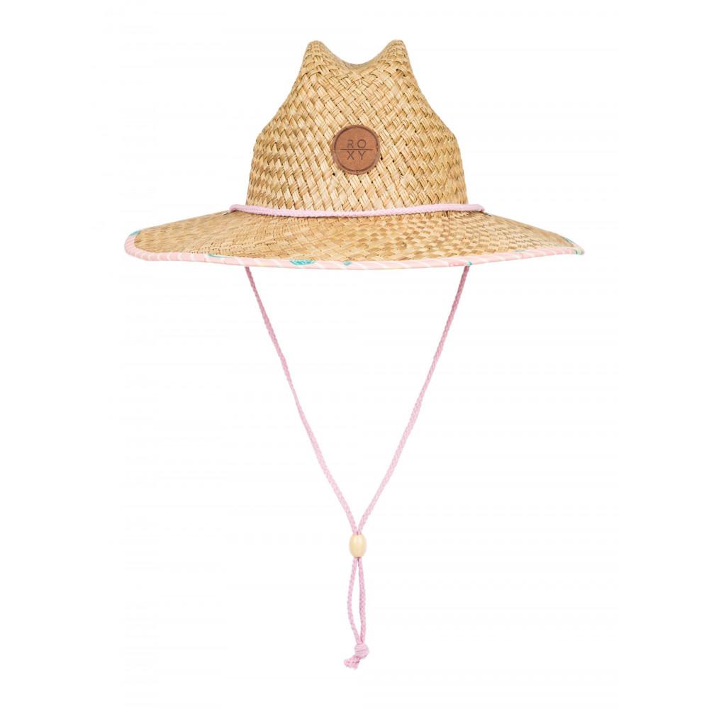 Girls 2-7 Pina To My Colada Straw Sun Hat