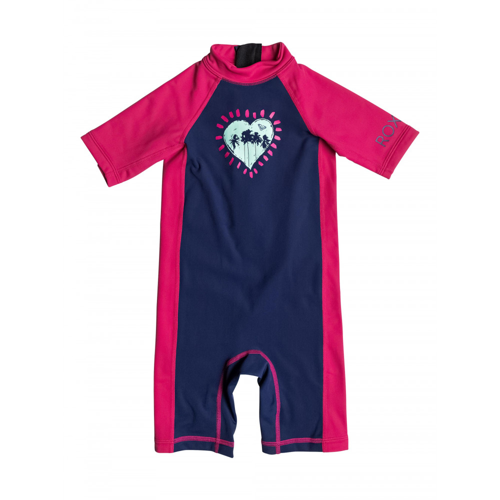 Girls 2-7 Thermo Springsuit Rash Vest