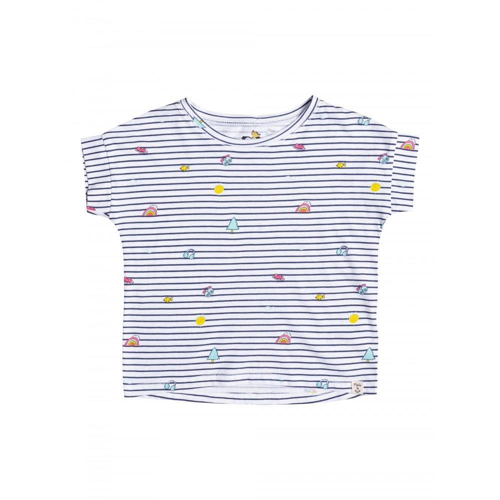 Girls 2-7 Happy Palm T Shirt