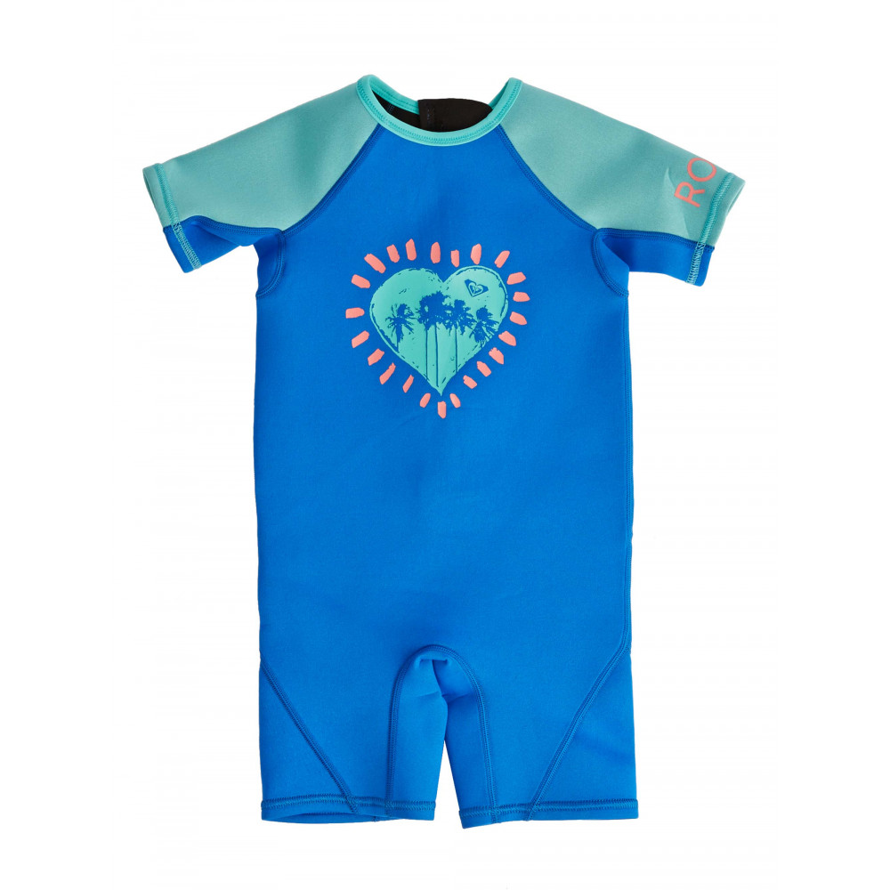Toddler Syncro 1.5mm Short Sleeved Springsuit Wetsuit