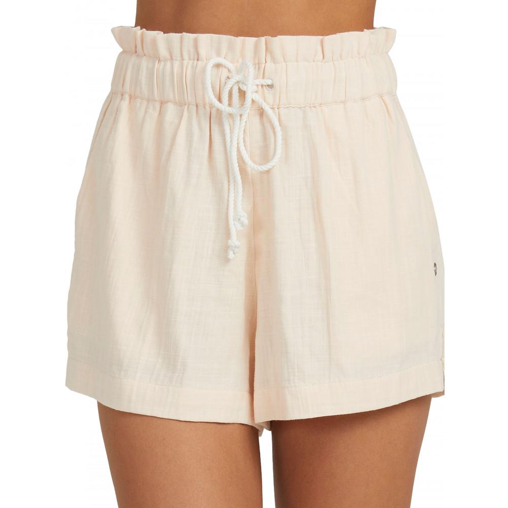 Womens Shelly Beach Woven Shorts