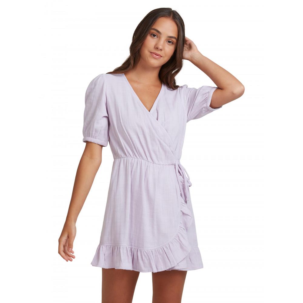Womens Florence Feels Wrap Dress