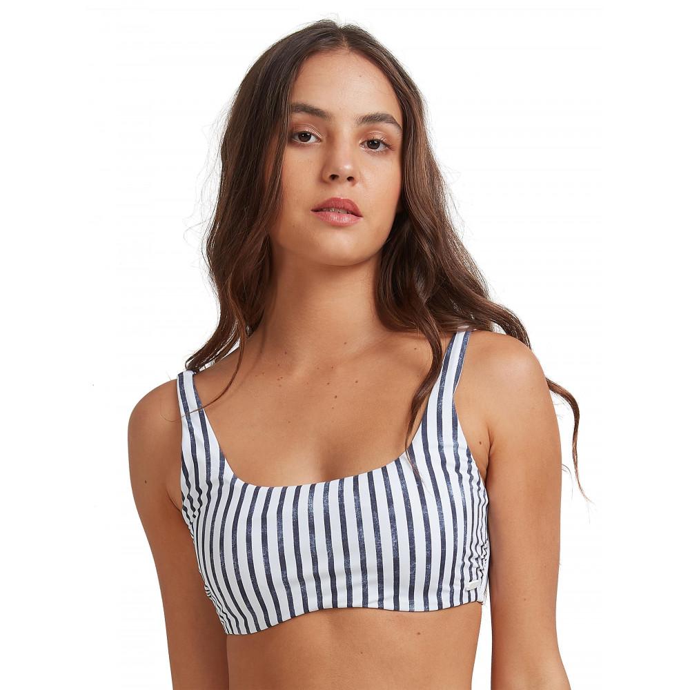 Womens Printed Beach Classics D Cup Separate Bikini Top