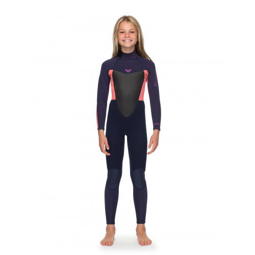 Girls 8-14 Prologue 3/2mm Back Zip Wetsuit