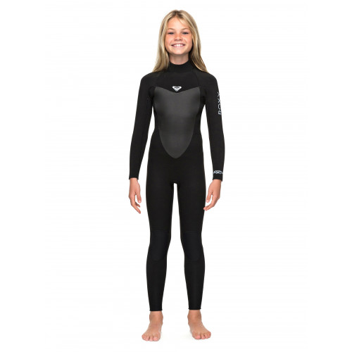 Girls 4-16 3/2mm Prologue Back Zip Steamer Wetsuit