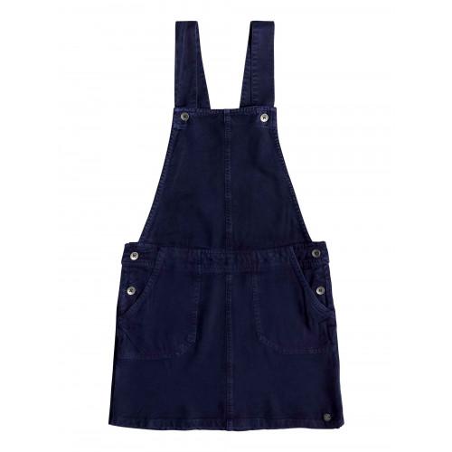Girls 8-14 Summers End Pinafore Dress