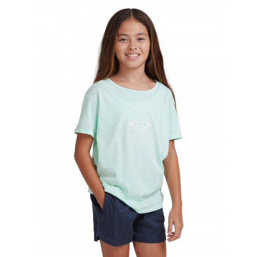Girls 4-14 Day And Night Organic T-Shirt