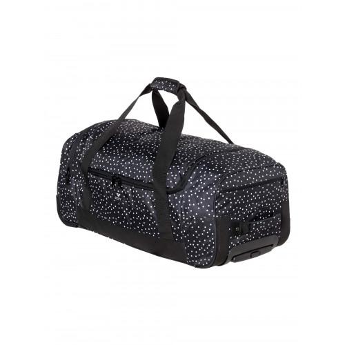 Distance Across Large Wheeled Duffle Travel Bag