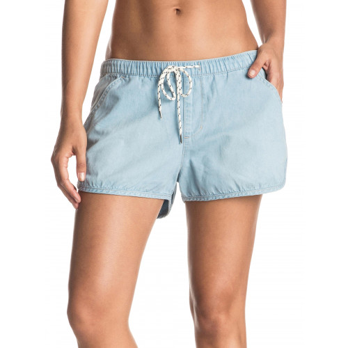 Womens Summer Feel Denim Short