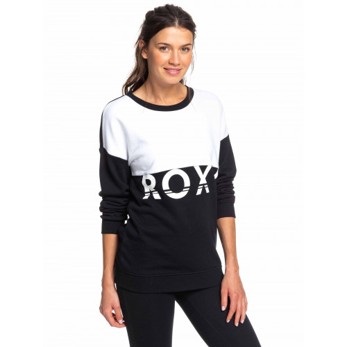 Womens Rendez-Vous With You Fleece Sweater