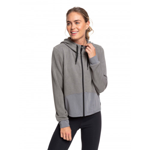 Womens Only The Brave Hooded Zip Up Jumper