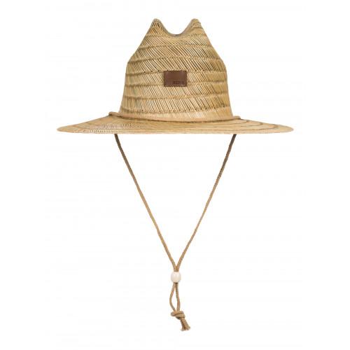 Womens Pretty Smiles Straw Sun Hat