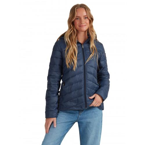 Womens Coast Road Padded Puffer Jacket