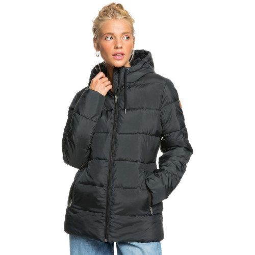 Womens Out On The Road Water Repellent Jacket