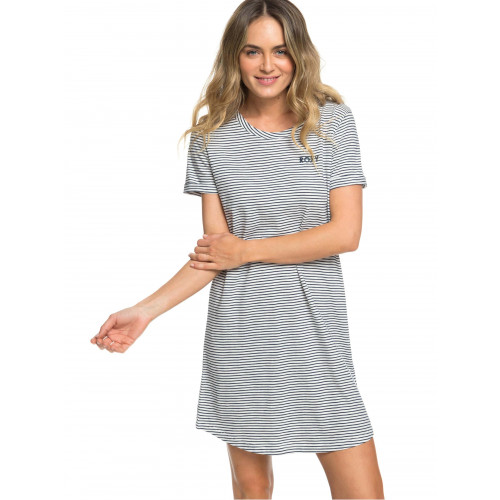 Womens Love Sun Short Sleeve T Shirt Dress