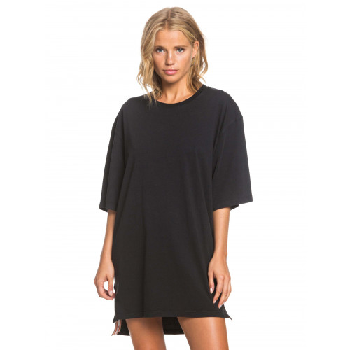Womens Bowled Over Oversized T Shirt Dress