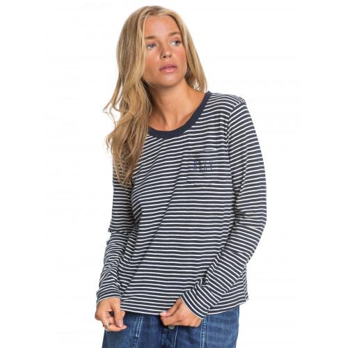 Womens Feel Sand Long Sleeve T Shirt