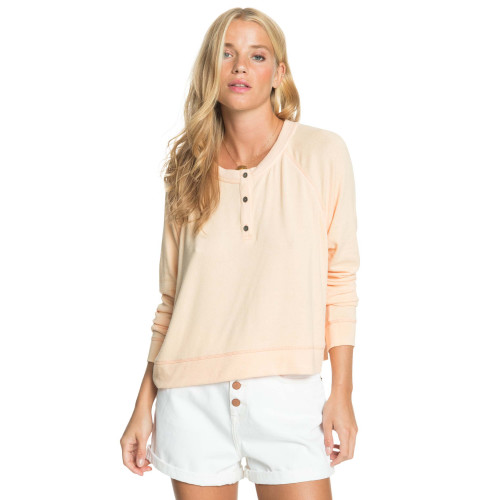 Womens Take It Home Cosy Long Sleeve Top