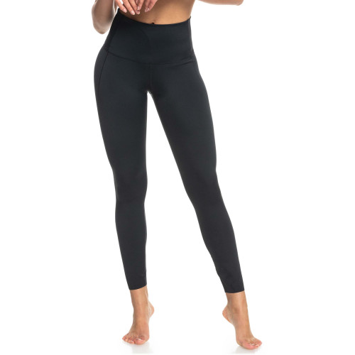 Womens Against The Clock Technical Workout Leggings