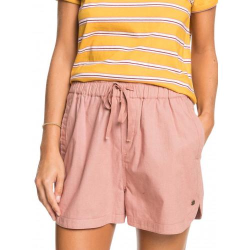 Womens Lekeitio Playa Linen Shorts