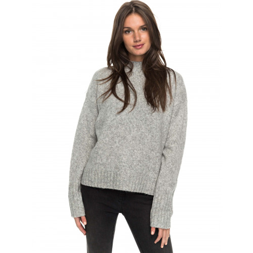 Womens Be Wild And Wonder Fluffy Knit Jumper