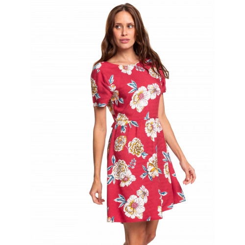 Womens Hello Cilento Printed Play Dress
