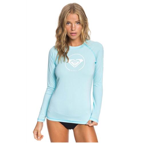 Womens Beach Classics Long Sleeve UPF 50 Rash Vest