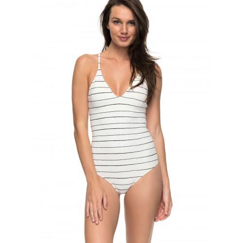 Womens Roxy Essentials One Piece Swimsuit