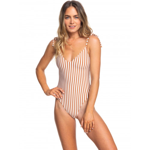 Sisters One Piece High Leg Swimsuit