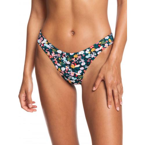 Womens Printed Beach Classic High Leg Separate Bikini Pant