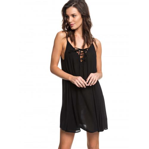 Womens Softly Love Strappy Overswim Dress