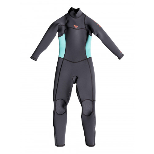 Girls 2-6 Syncro 3/2mm Back Zip Fullsuit Wetsuit