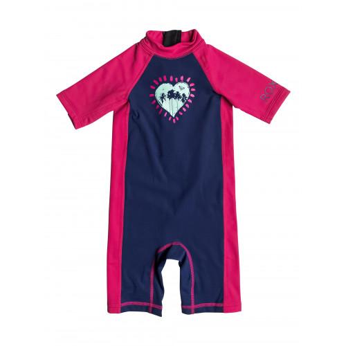 Girls 2-7 Thermo Springsuit Rash Vest