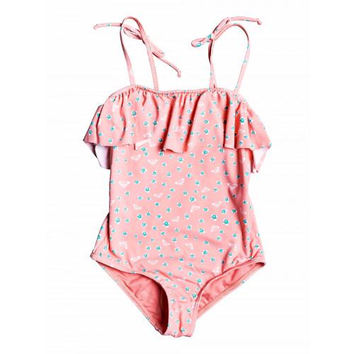 Girls 2-7 Splash Party One Piece Swimsuit