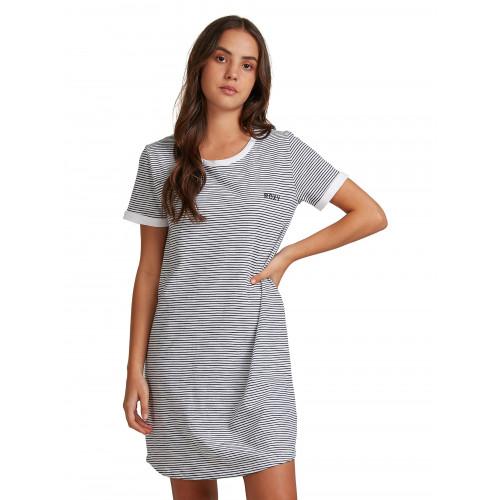 Womens Love Sun Short Sleeve T Shirt Dress