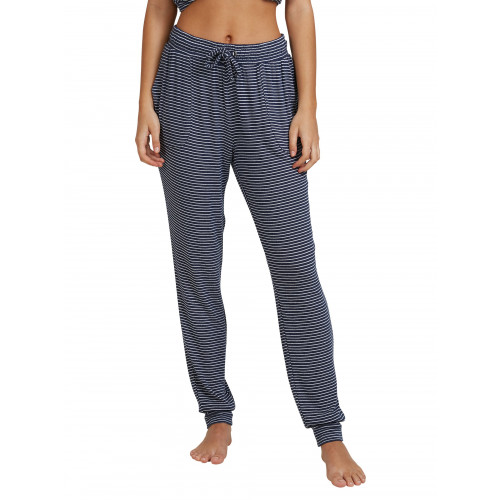Womens Sky Lit Up Stripe Cosy Pants